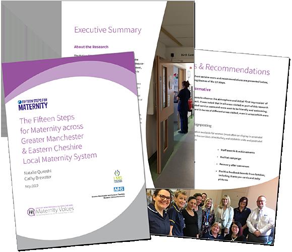 GMEC LMS 15 Steps report