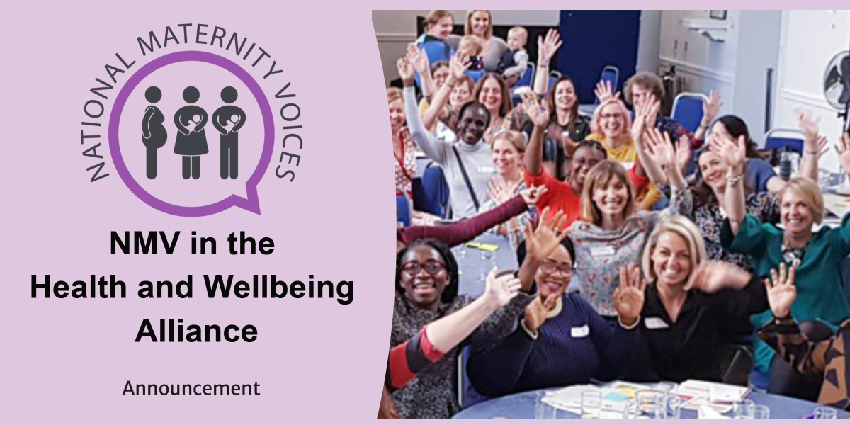 NMV in the Health and Wellbeing Alliance