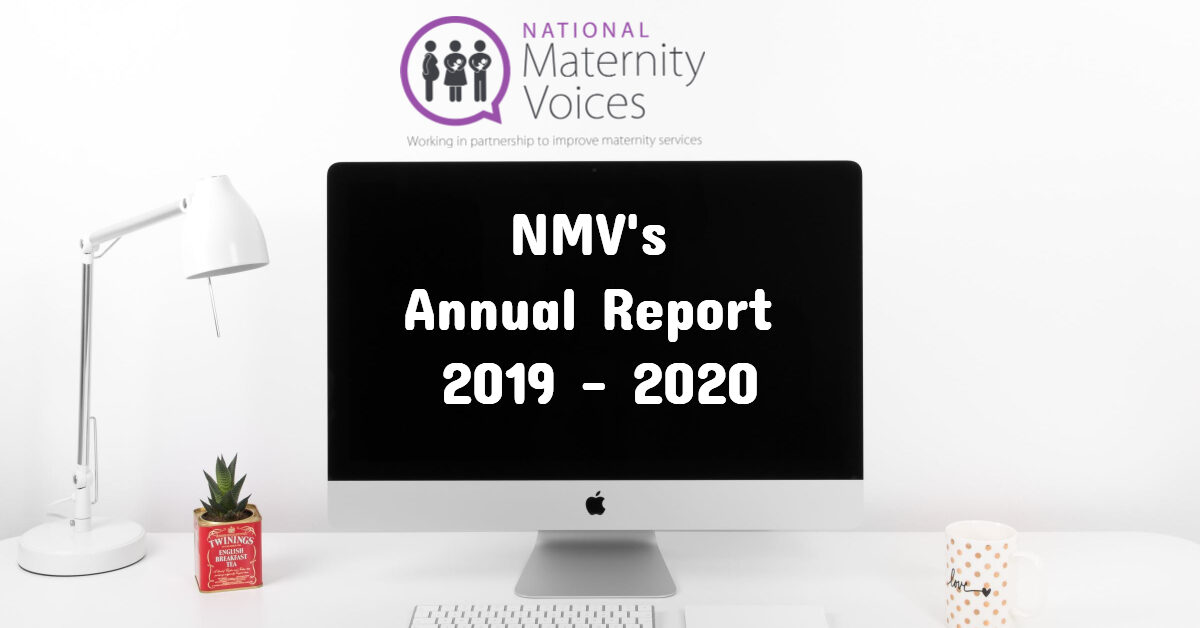 National Maternity Voices CIC Report for April 2019 – March 2020